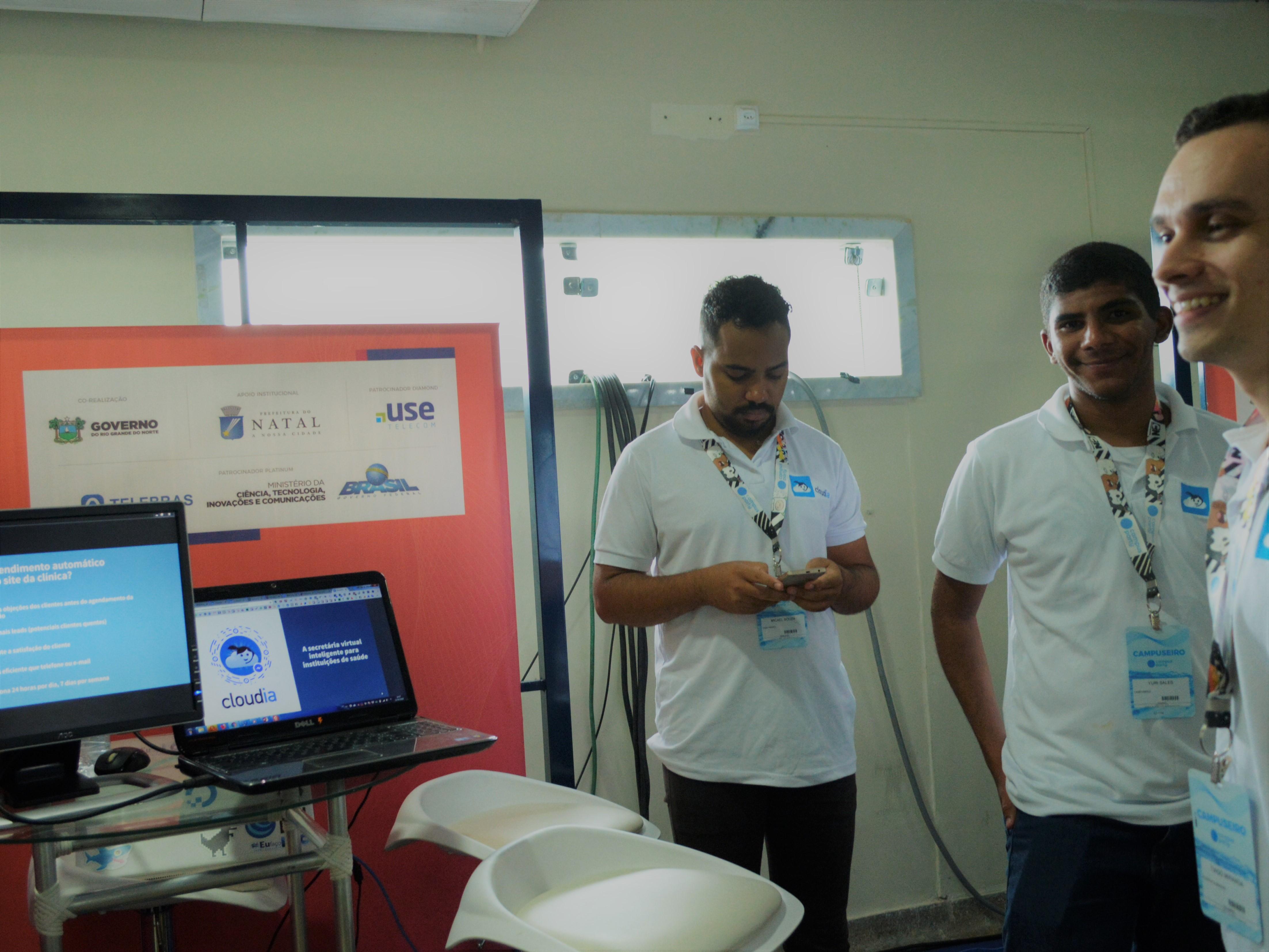 Startups de Pernambuco e Rio Grande do Norte apresentam trabalhos na Campus Party