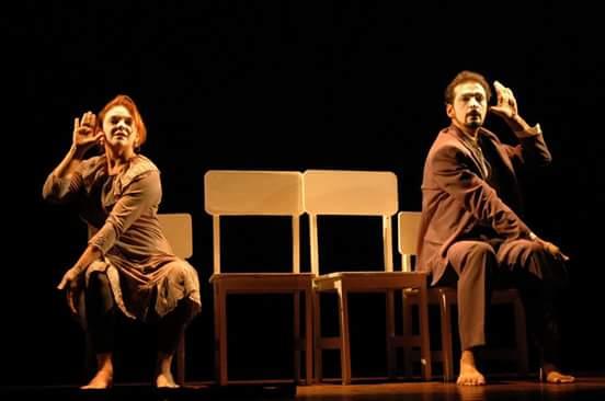 Sábado é dia do espetáculo Sente-se, apresentação de dança contemporânea