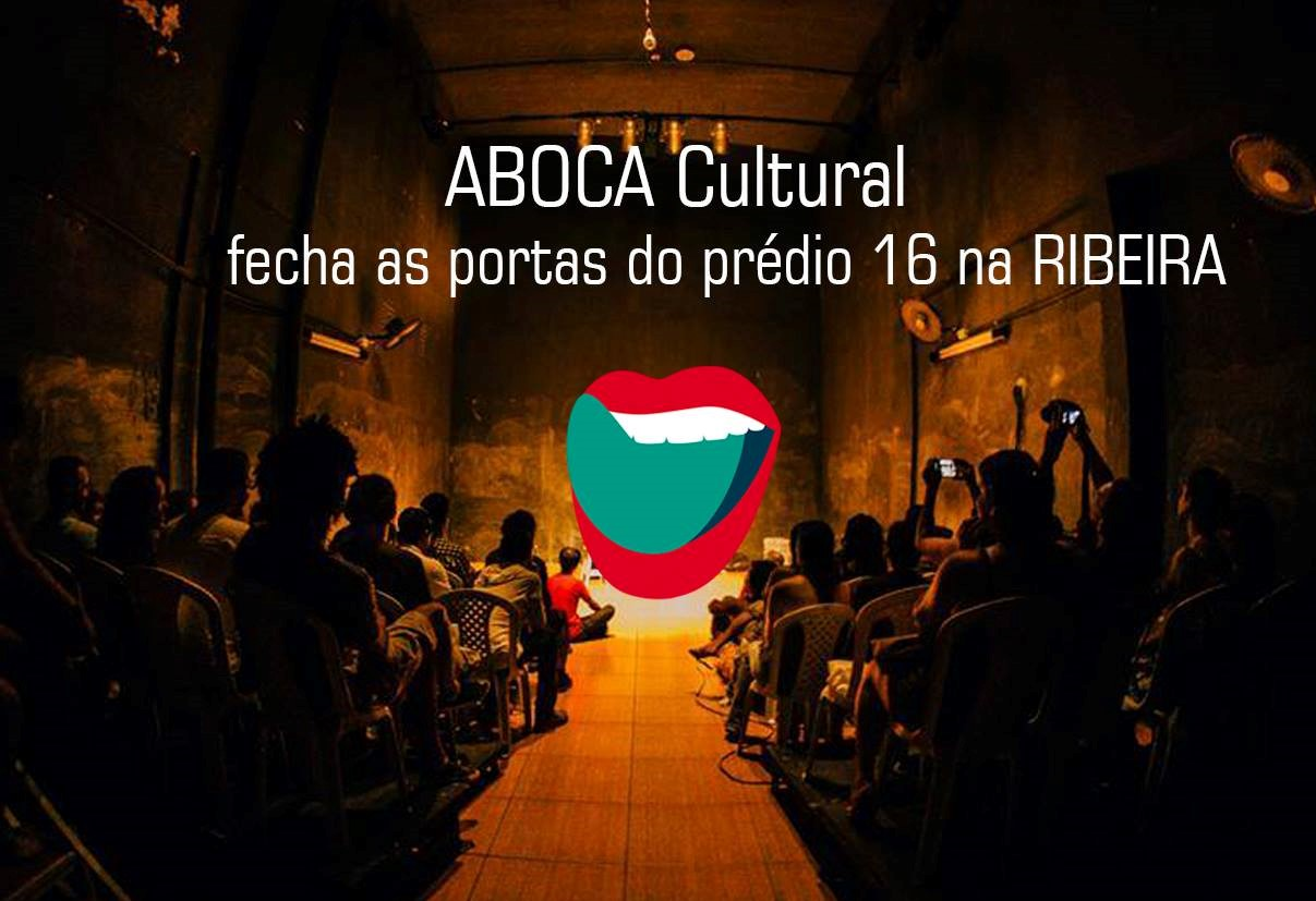 Aboca Cultural anuncia o encerramento de suas atividades