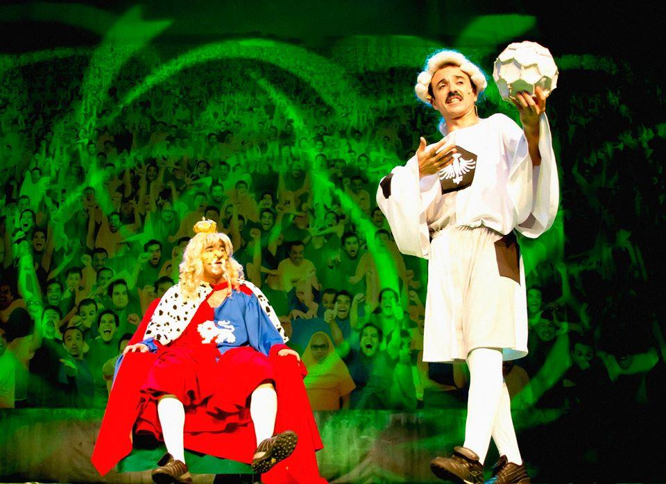 Os Melhores do Mundo tiram sarro da Copa do Mundo em maio