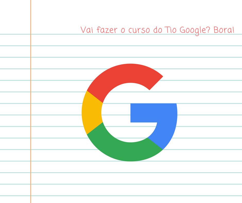 Ei, corra, dá tempo de faze o treinamento do Google em Natal