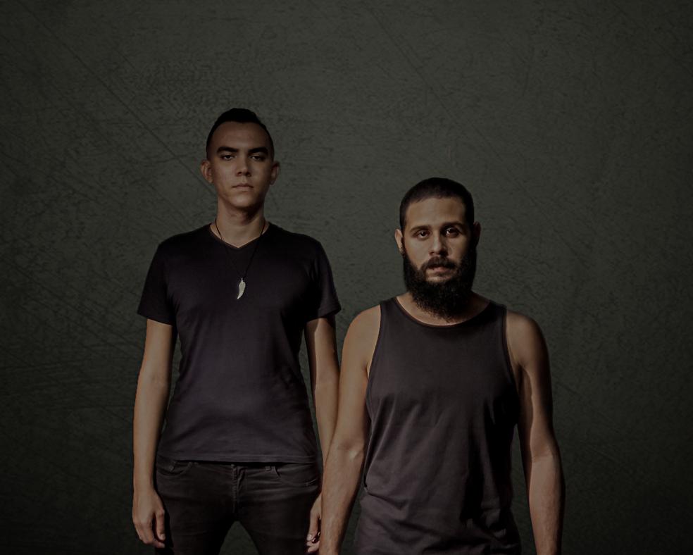 Este duo é uma nova banda que promete entrar na cena autoral de Natal