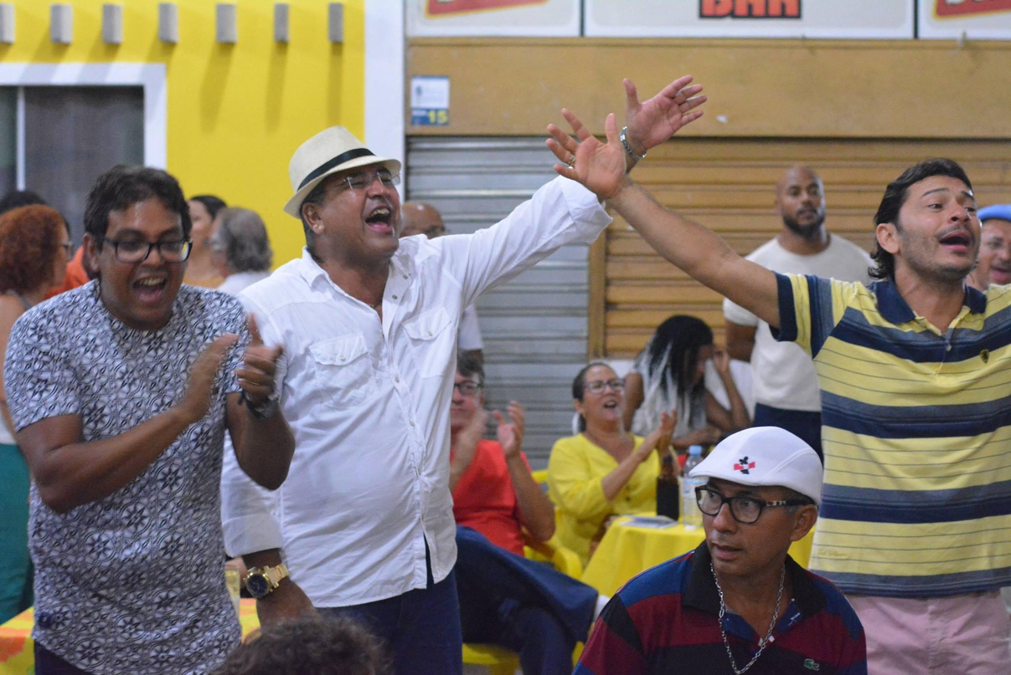 Produtora cultura cria um documentário sobre os 3 anos de clube de samba no Rio Grande do Norte