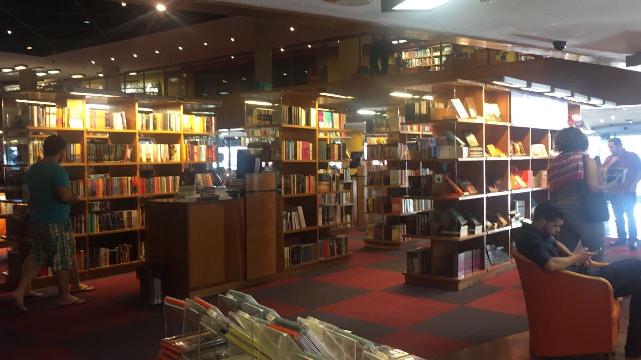 Livraria Cultura do Centro de Recife fecha as suas portas