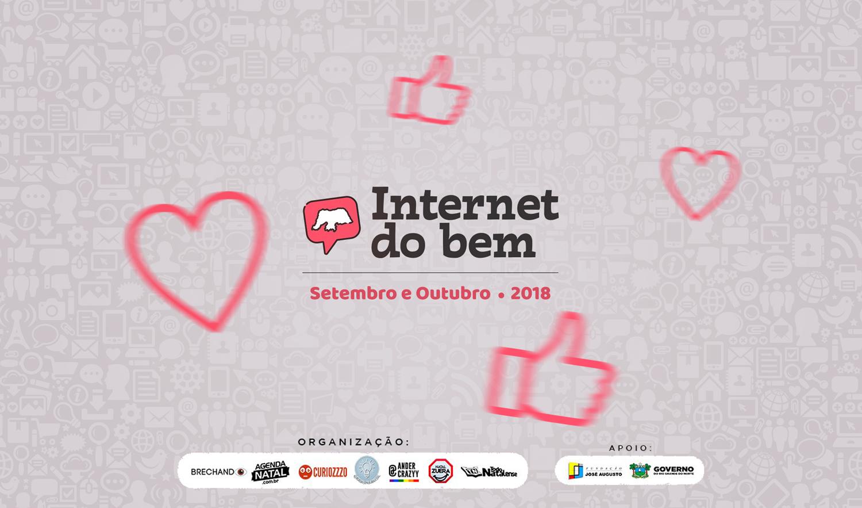 Internet do Bem: Blogueiros unidos, jamais seremos vencidos