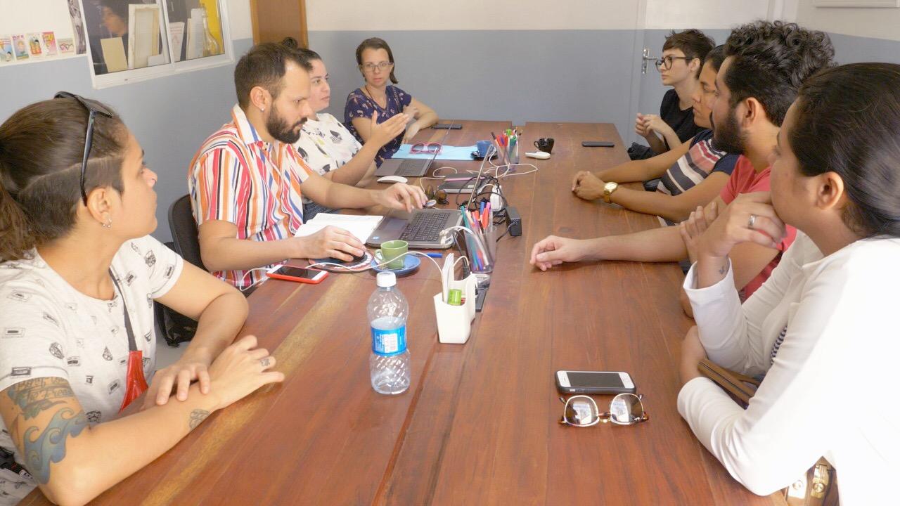 Burburinho Festival de Artes cria um websérie para mostrar a produção