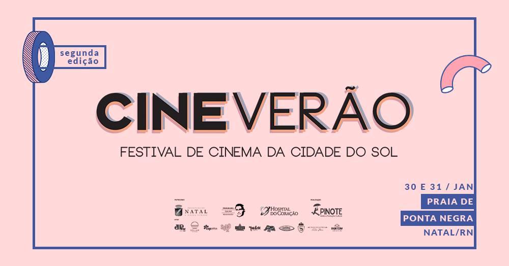 Festival Cine Verão está com inscrições abertas para as produções locais