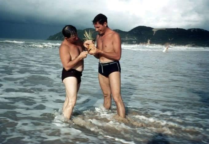 Em que praia de Natal surgiu esta foto ?