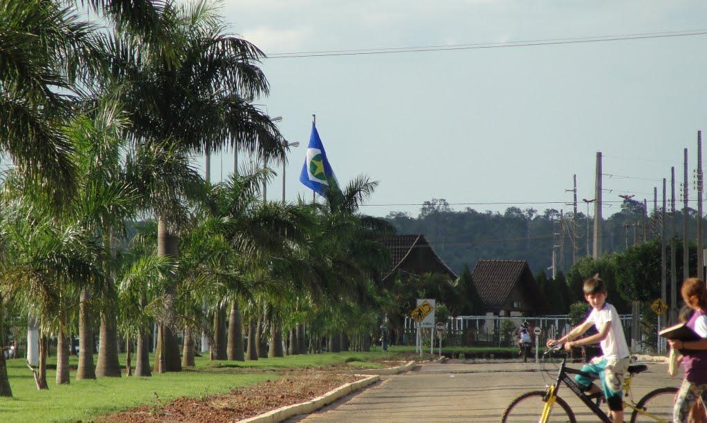 """Sabia que existe uma cidade no Mato Grosso chamada """"Feliz Natal"""" ?"""