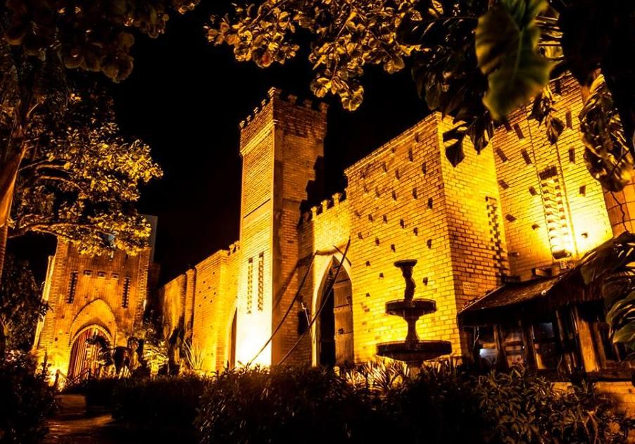 Este castelo em Natal será espaço para uma feira de economia criativa