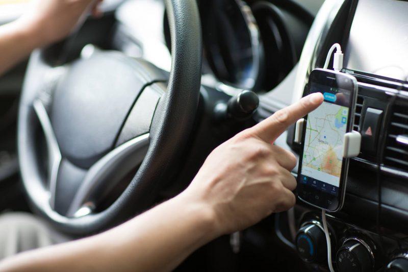 Discutindo a ansiedade dentro do Uber