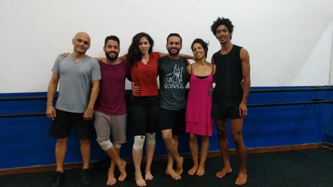 Gosta de dança? Companhia promove ensaio aberto com coreografia montada por coreógrafo premiado