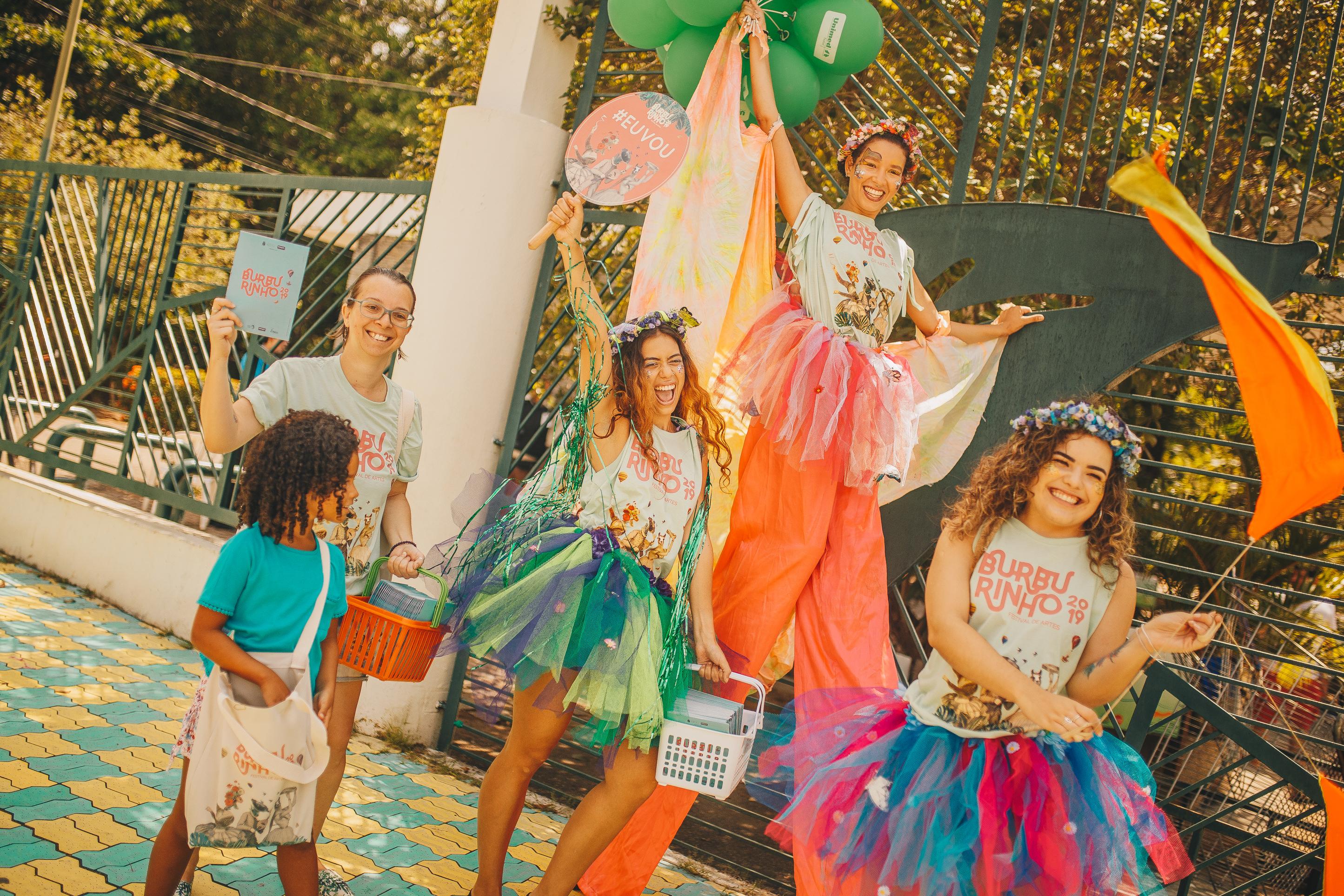 Esta semana é Burburinho Festival de Artes, confira a programação completa