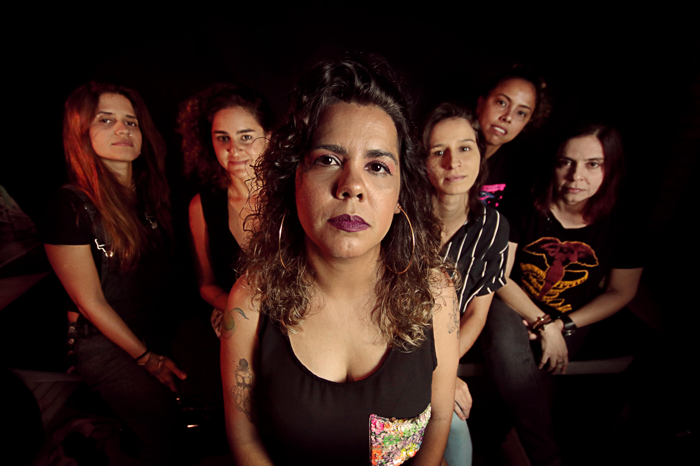 Projeto vem para Natal para empoderar as mulheres no rock