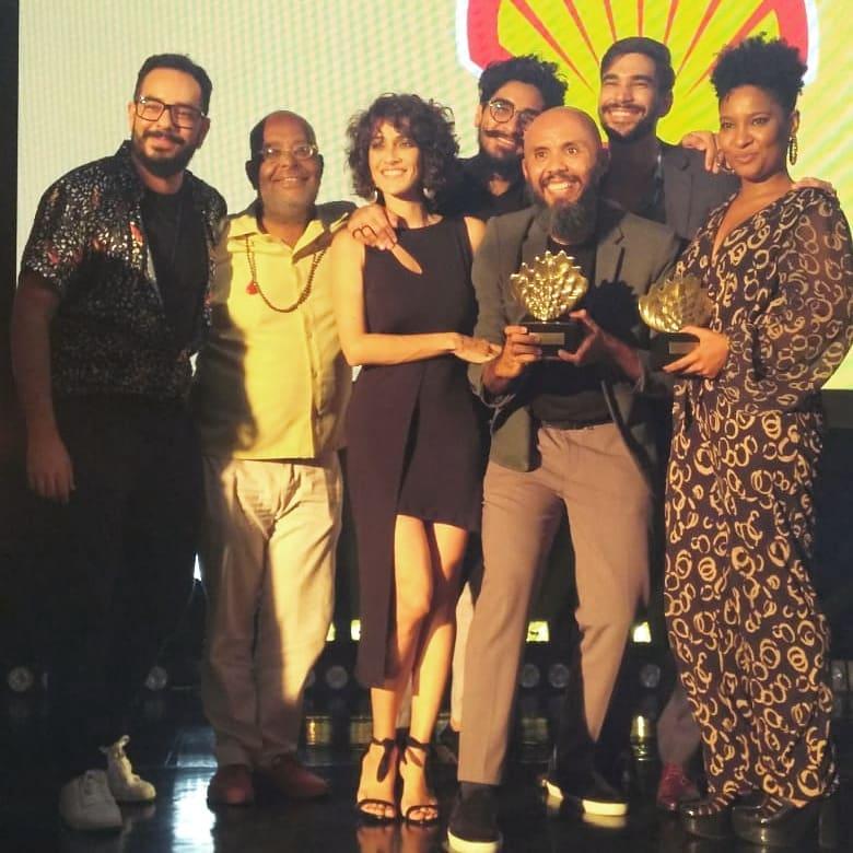 """""""A Invenção do Nordeste"""" recebe prêmio Shell, maior troféu do teatro brasileiro"""