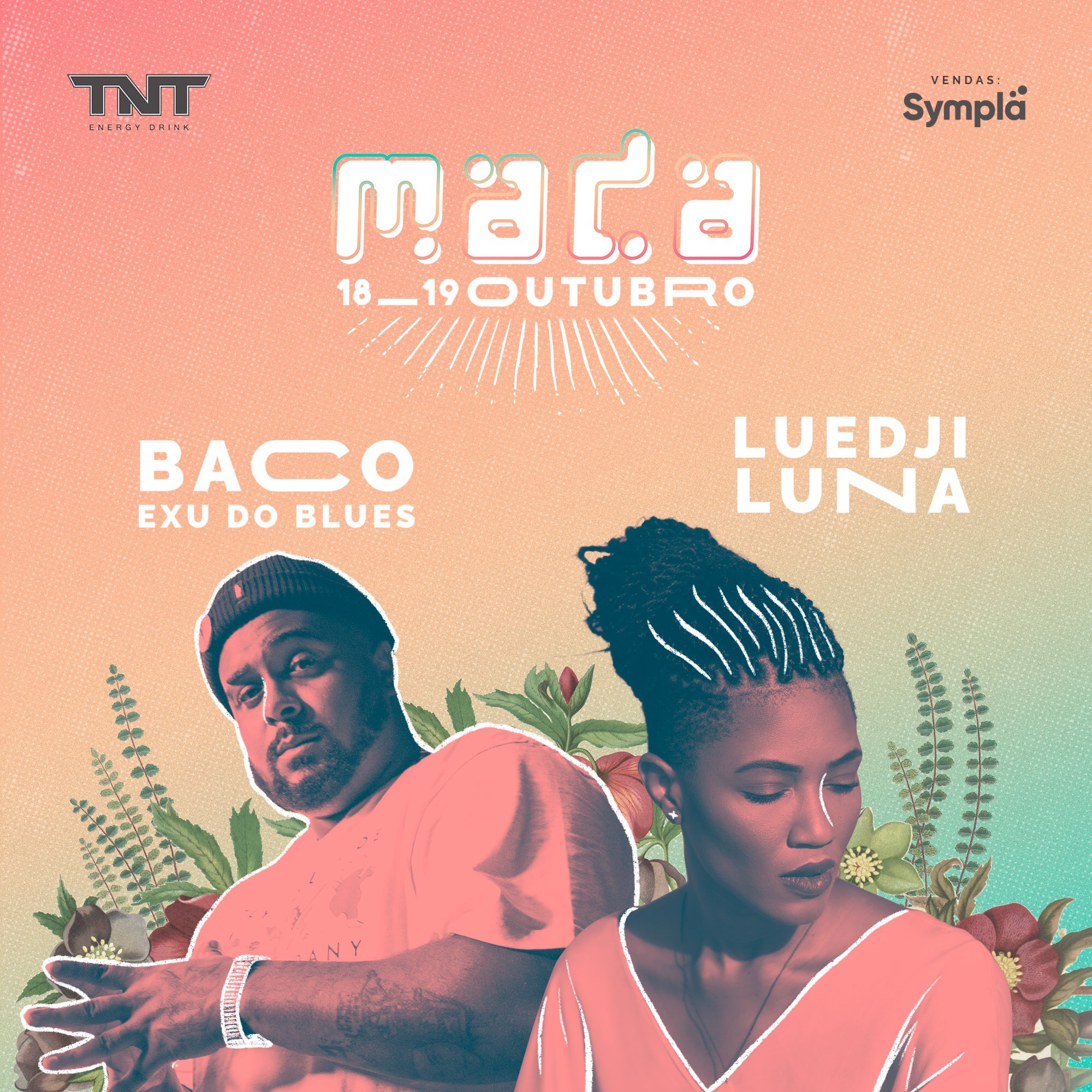 Baco Exu do Blues é a primeira atração confirmada no Mada 2019