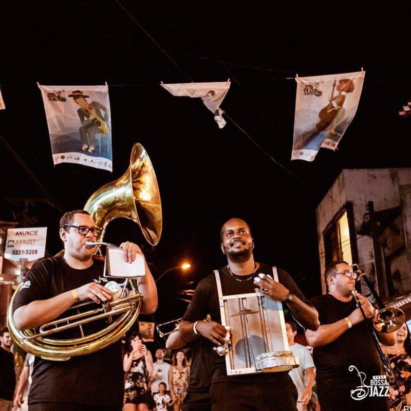 Fest Bossa & Jazz acontece em agosto, na praia de Pipa