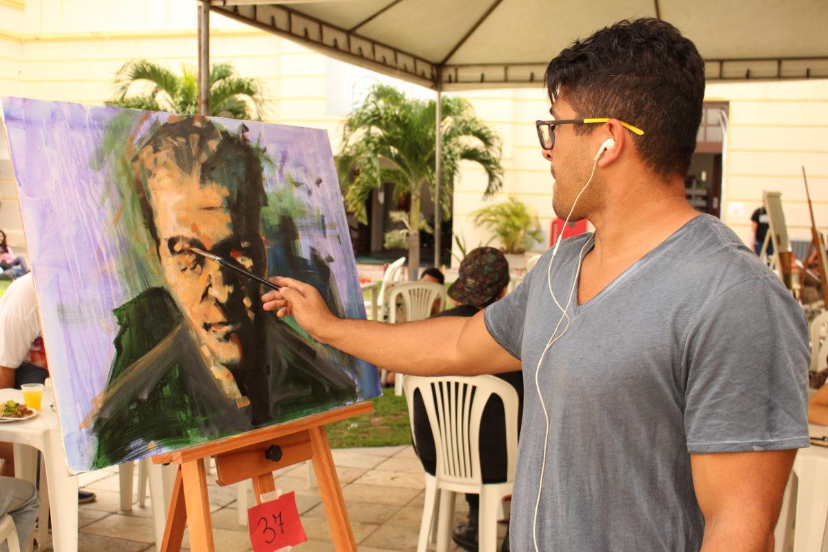 IFRN de Cidade Alta divulga edital para prêmio no Dia do Artista Plástico