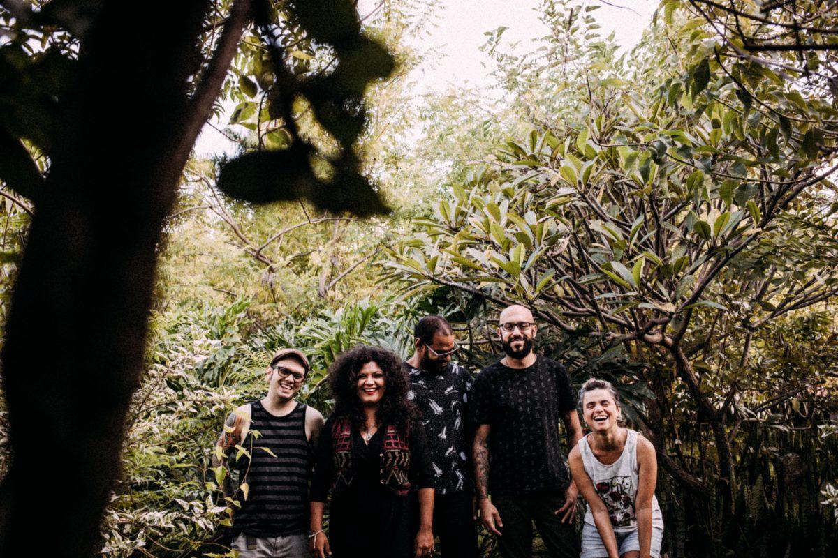 Descobrindo velhos novos sons com Haynna e os Verdes