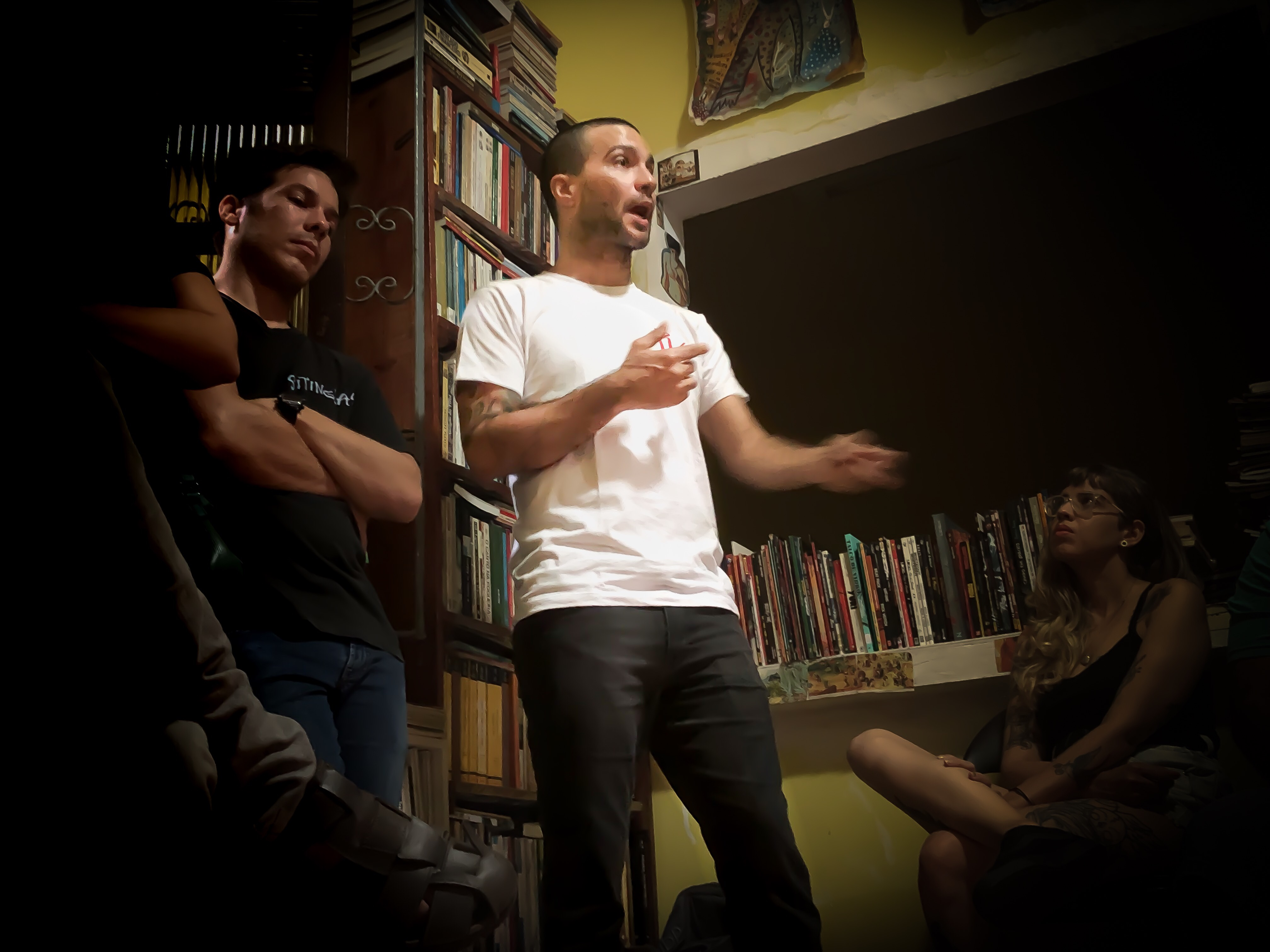 Como acabar com o fascismo com hardcore, por Rodrigo Lima