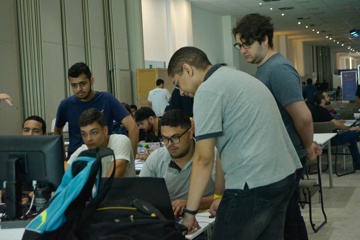 Cinco coisas de nerdice que acontecem na Campus Party
