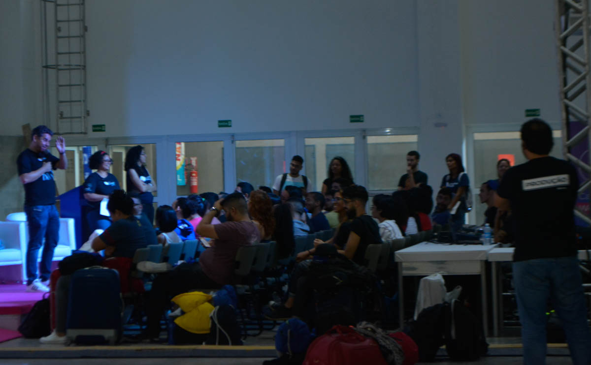 Resumo do primeiro dia da Campus Party Natal 2019