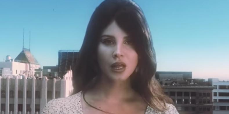 Dia que Lana Del Rey passou sobre a ponte de Igapó