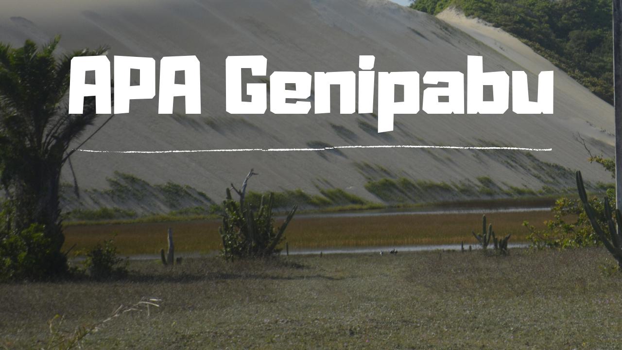 APA Genipabu: um pouco de natureza entre Natal e Extremoz