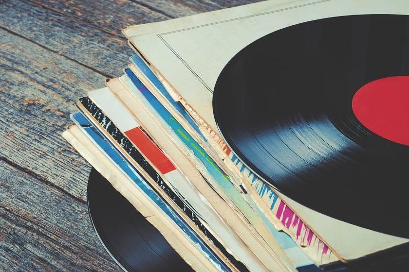 5 LPs nacionais que gosto de escutar