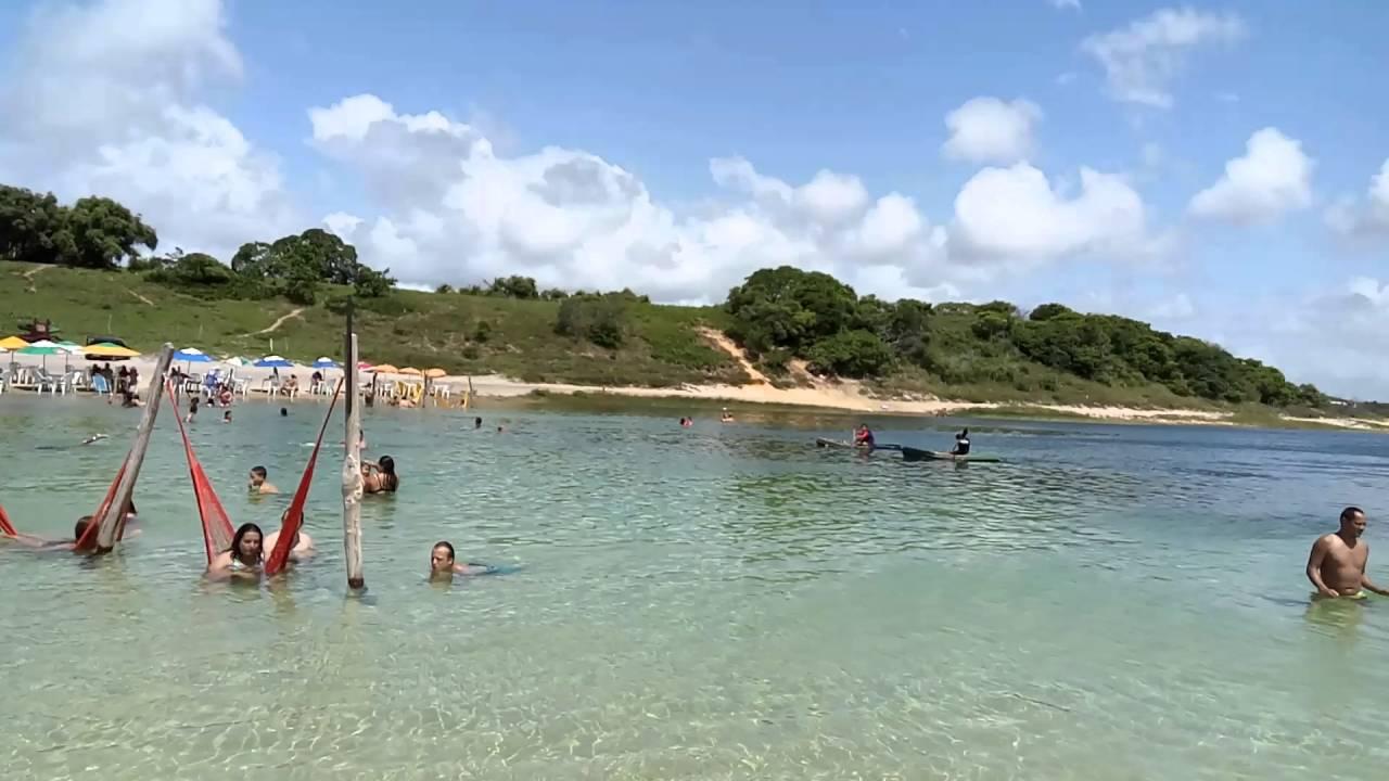 Lagoa de Alcaçuz fica perto do presídio de mesmo nome?