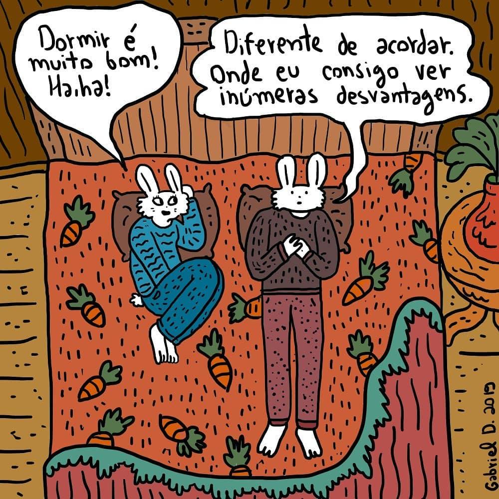 Quadrinhos do Bife de Unicórnio para ler