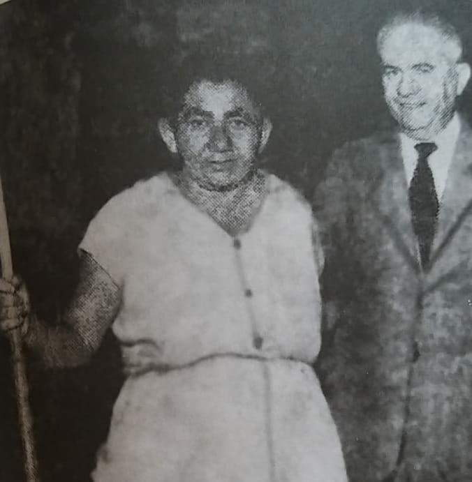 Maria Mula Manca