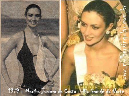 Marta Jussara, a potiguar que virou Miss Brasil