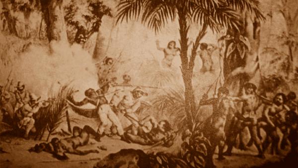 Guerra dos Bárbaros aconteceu no sertão potiguar