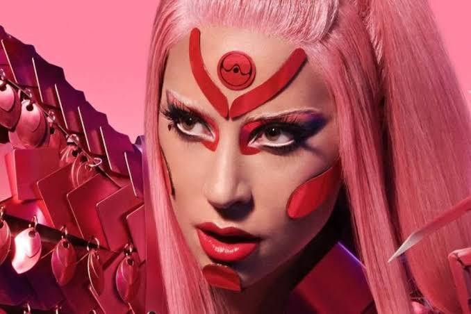 novo álbum da Lady Gaga