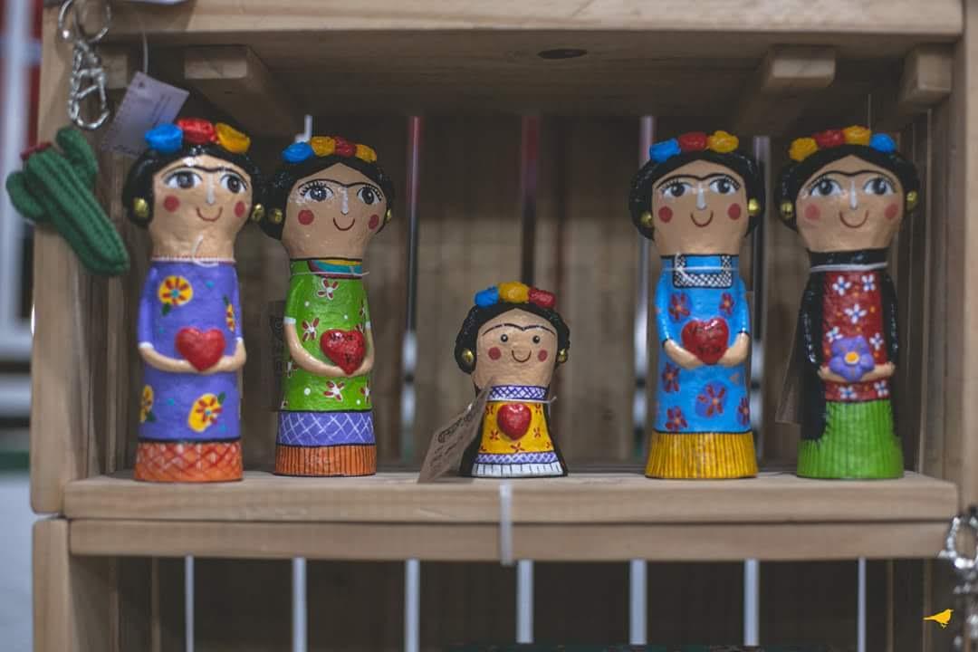 Frida comemora aniversário e Natal tem exposição virtual