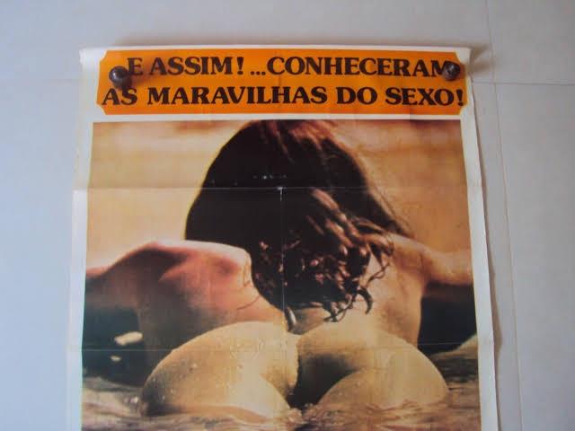 Coisas Eróticas: primeiro pornô BR esteve em Natal de 80