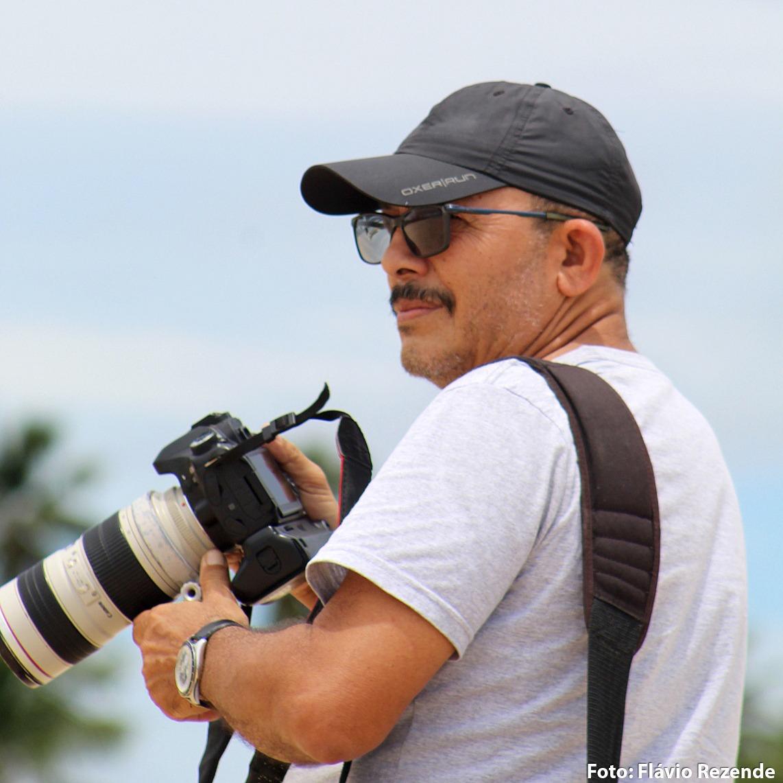 Aprenda fotografar com curso online de Canindé Soares