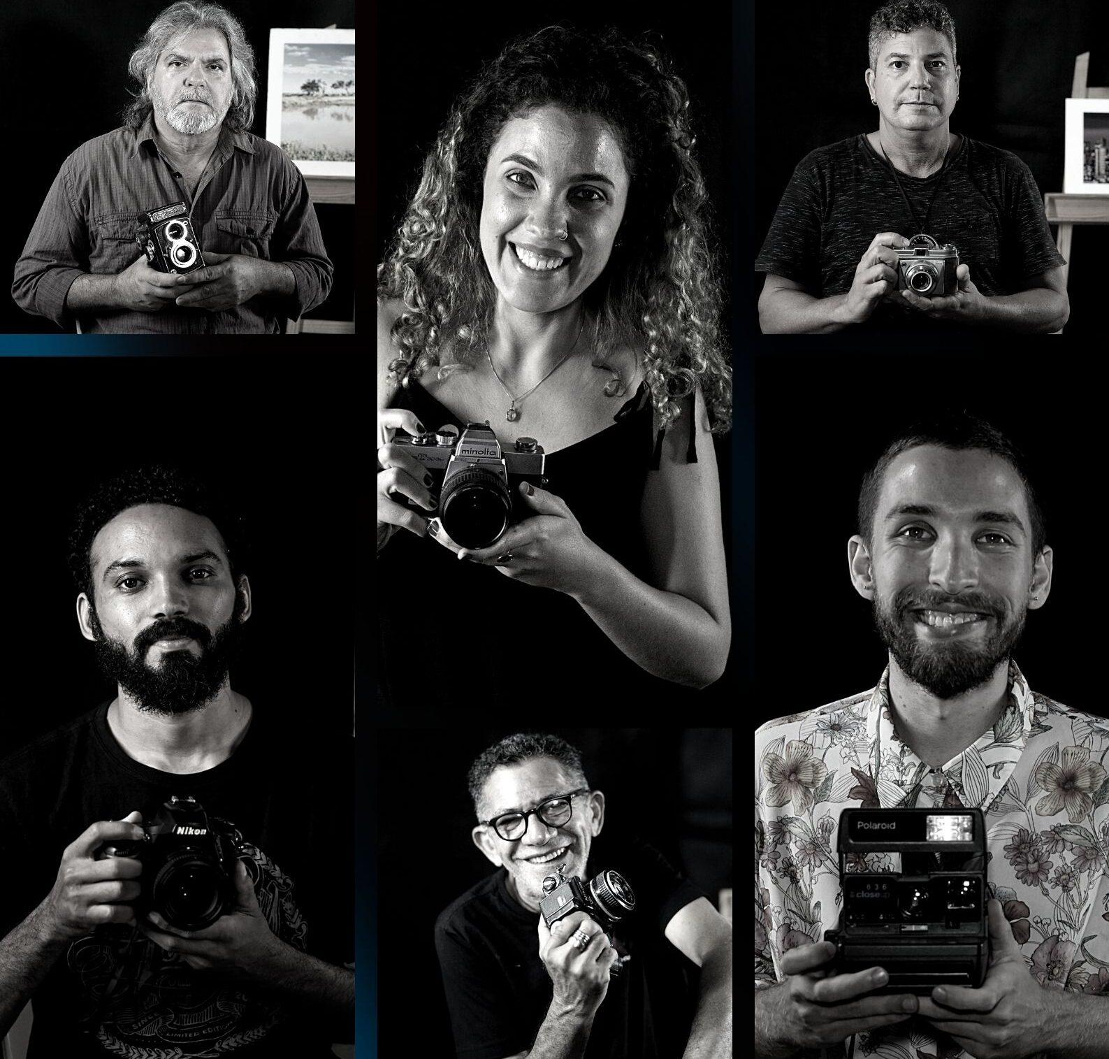 Uma websérie com fotógrafos potiguares