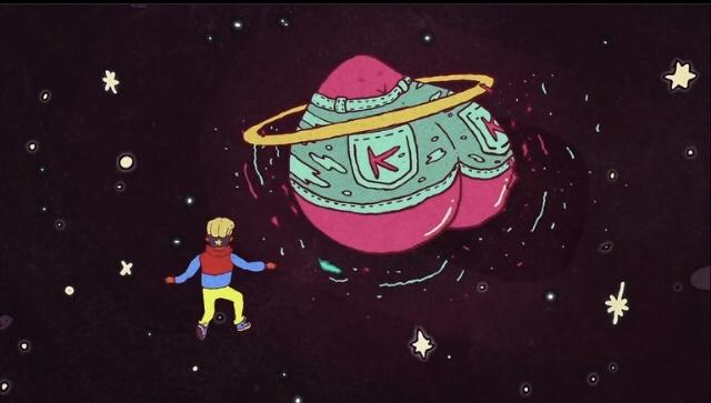 Ilustrador potiguar participa de clipe de Kevin O Chris