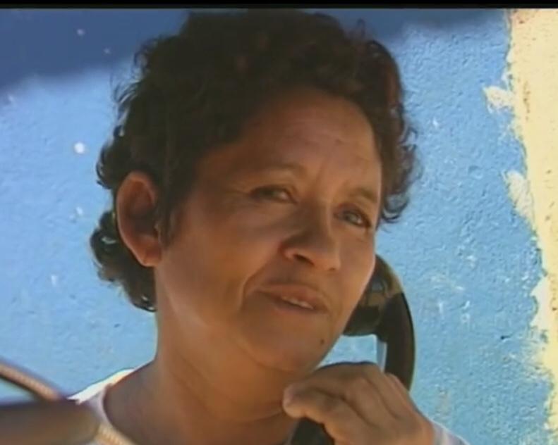 Francinete, a telefonista do orelhão de Mossoró