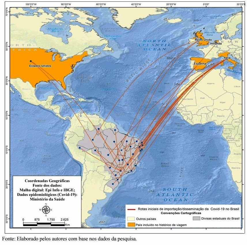 150 dias de Covid: Pesquisa descobre rota da doença no RN