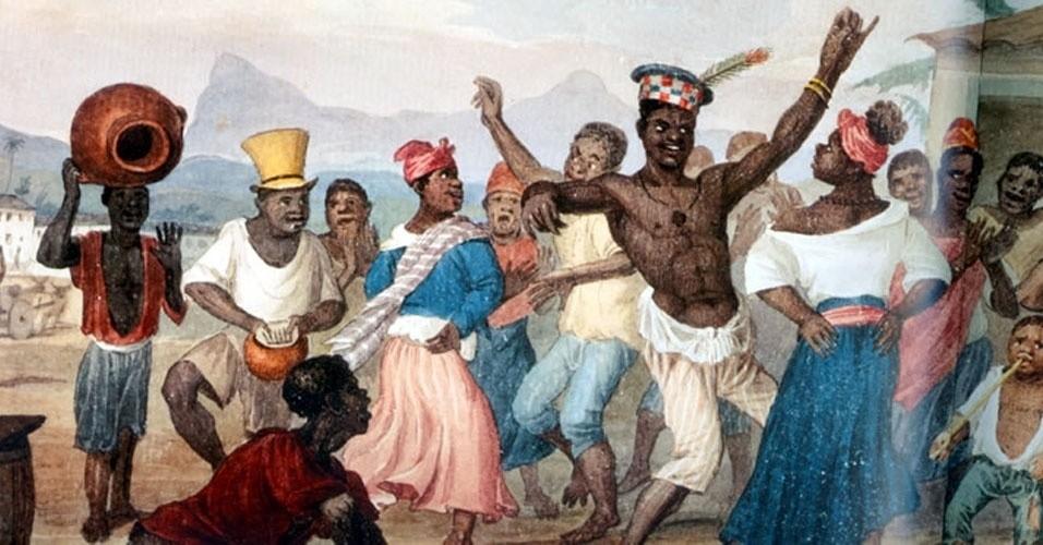 Como os potiguares viam o samba no século 19 e 20?