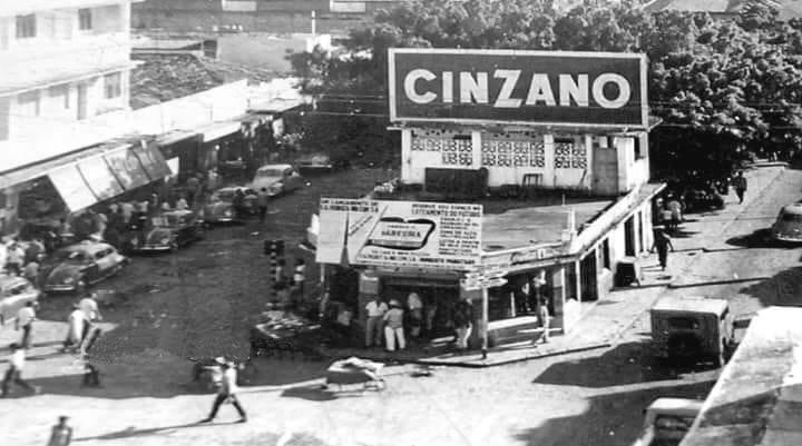 Vocês já ouviram o Bar Quitandinha?