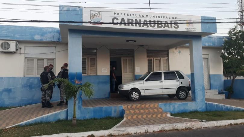 O primeiro prefeito de Carnaubais? Avô de Paulo Barreto