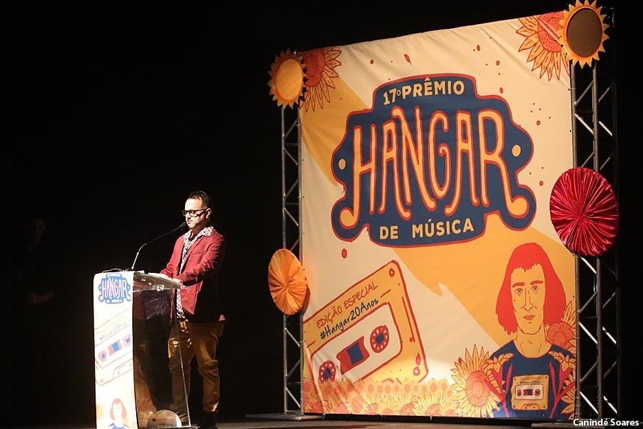 prêmio Hangar de Música