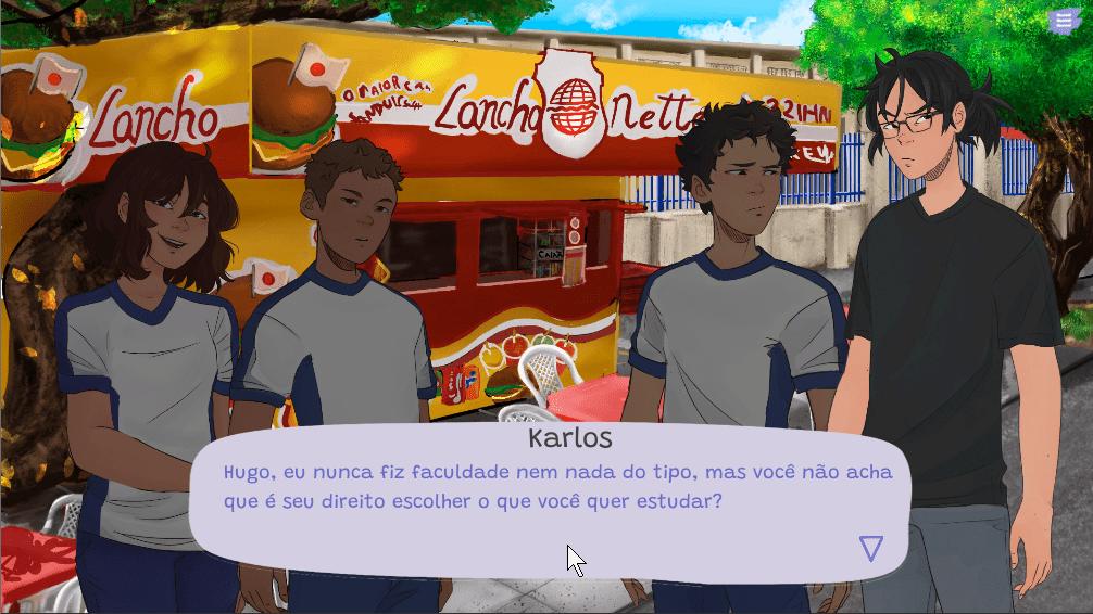 NVDA, um jogo potiguar para decidir a vida de um estudante