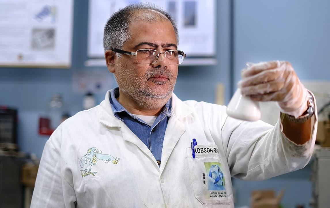 Cola branca ecológica foi desenvolvida na UFRN